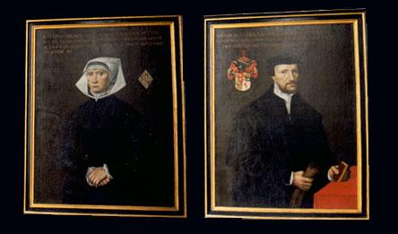 Katrijn Camstra en Jarich Dekema