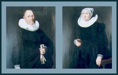 Jurjen Ripperde en Anna Catharina van Dekema