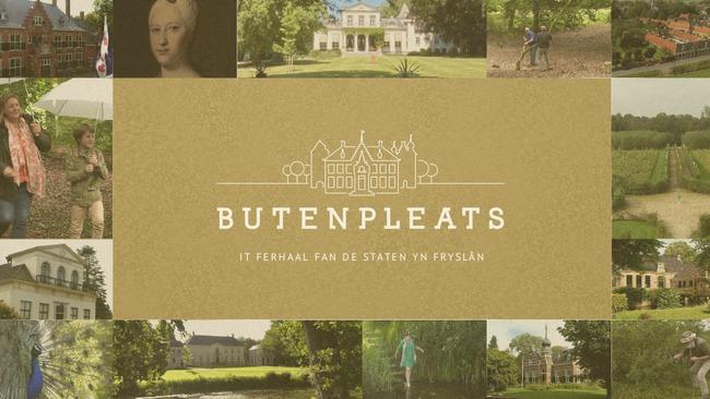 """Serie """"Bûtenpleats"""" op Omrop Fryslân t.v."""